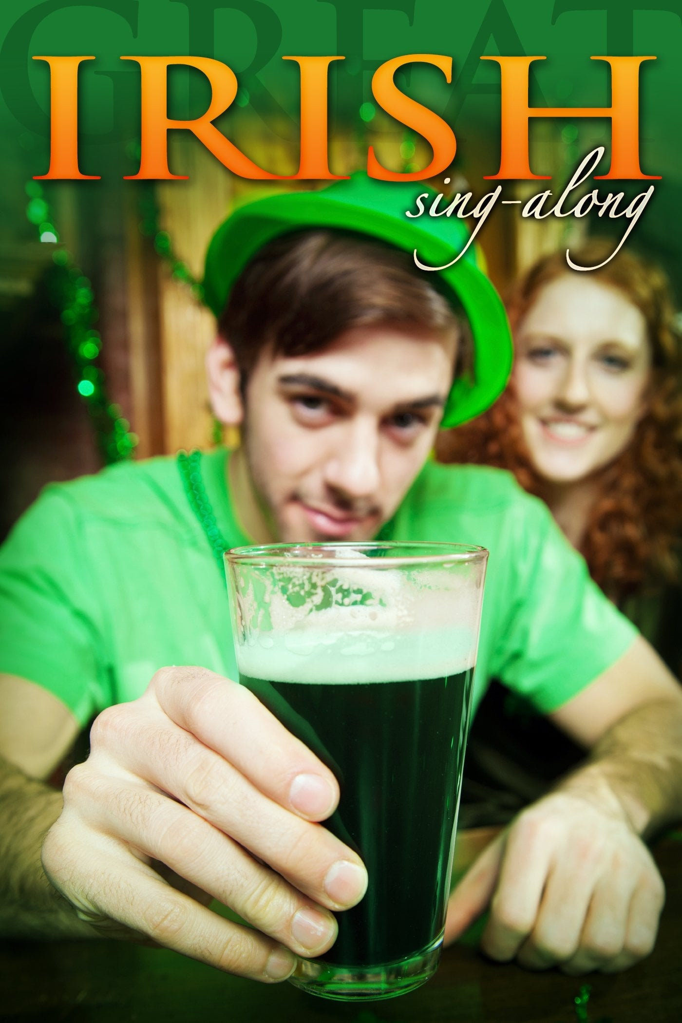 Great Irish Sing-Along: Pub Songs from Ireland on FREECABLE TV