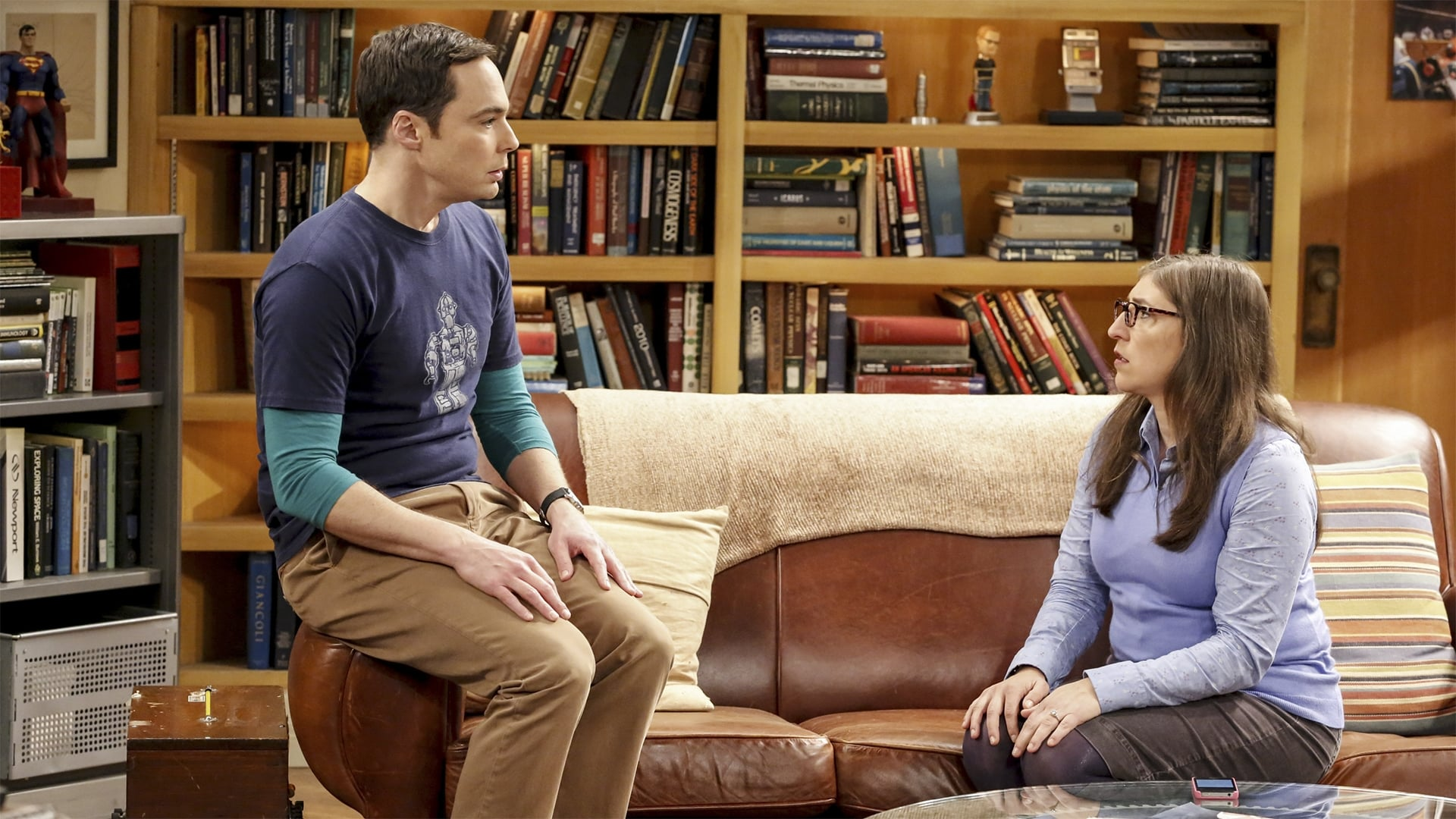The Big Bang Theory Season 11 :Episode 3  The Relaxation Integration