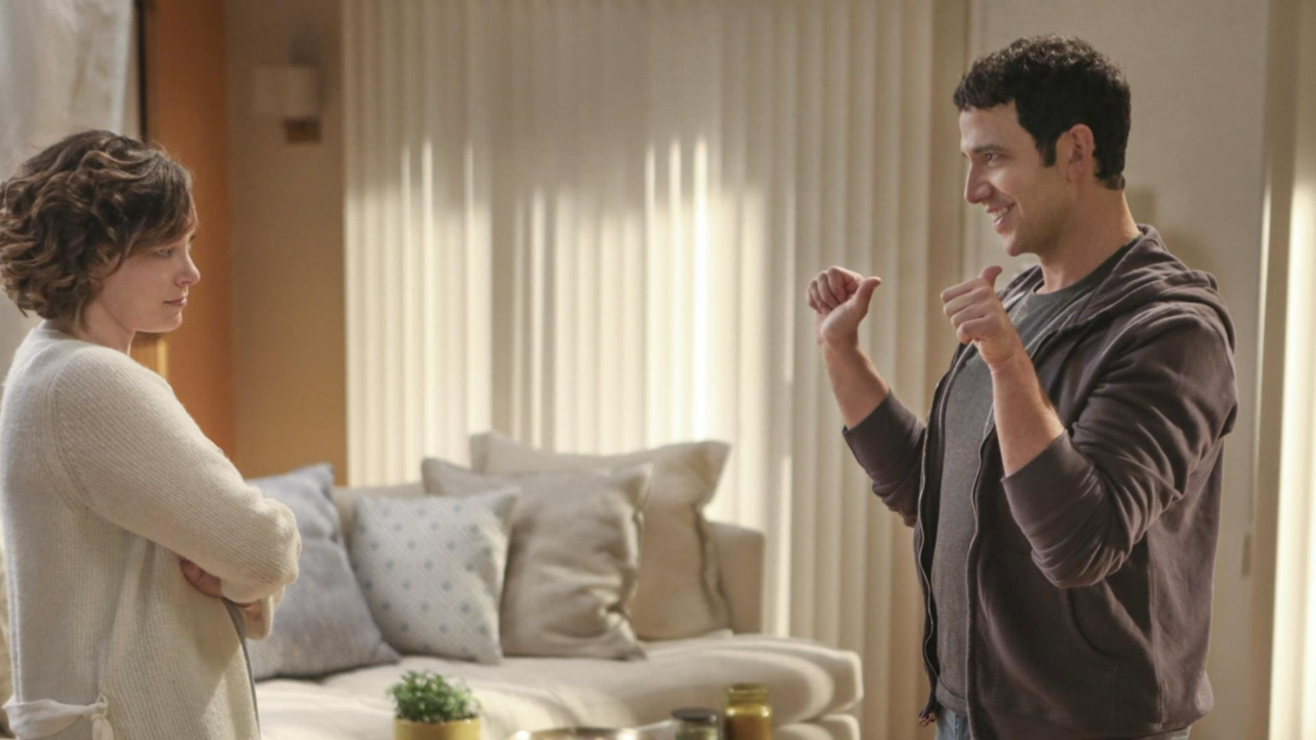 Crazy Ex-Girlfriend Season 1 :Episode 17  Why Is Josh in a Bad Mood?