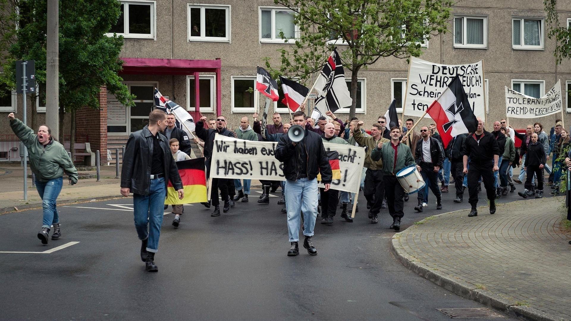 NSU German History X