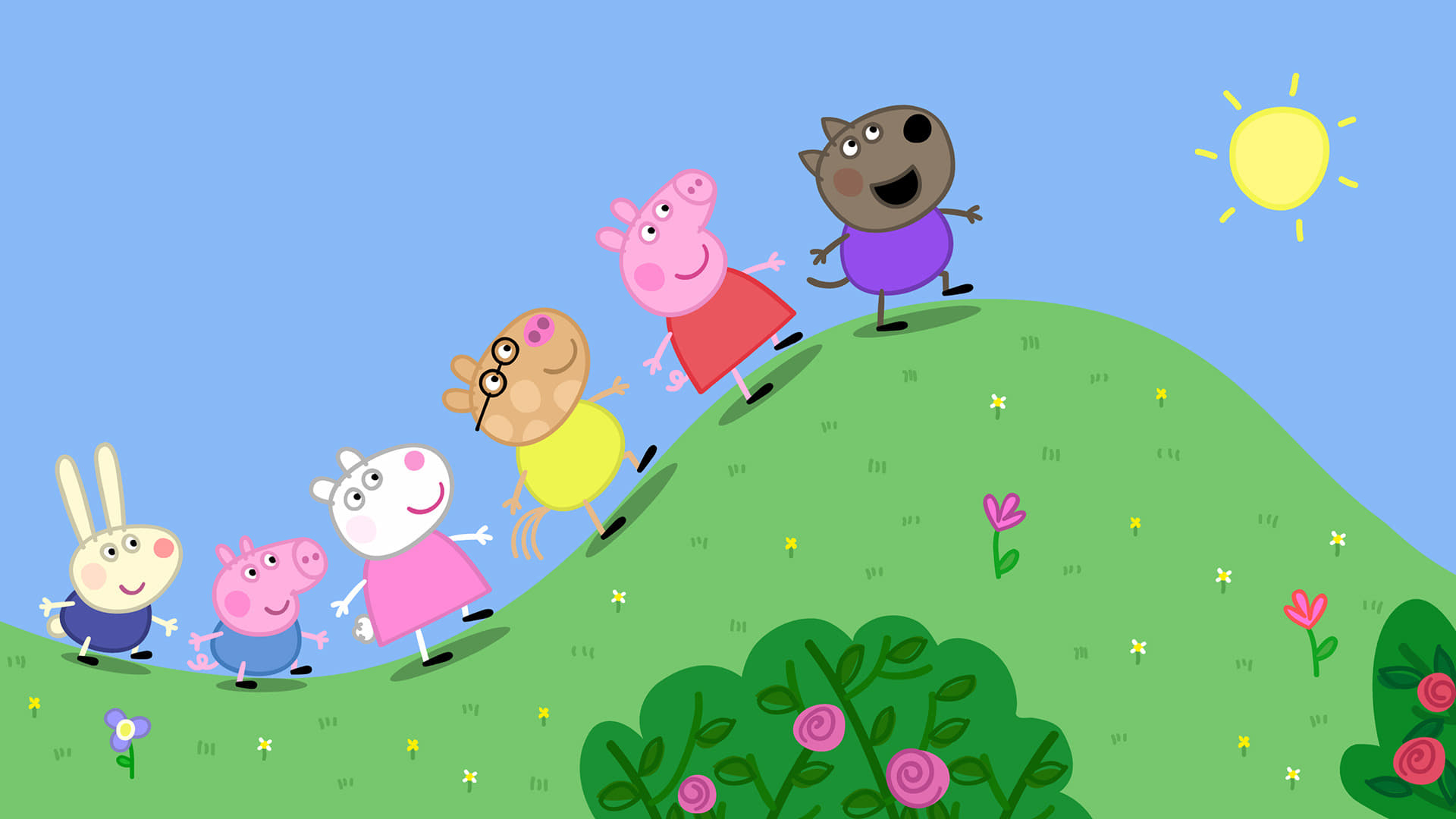 Peppa Pig Season 5 :Episode 23  Nursery Rhymes