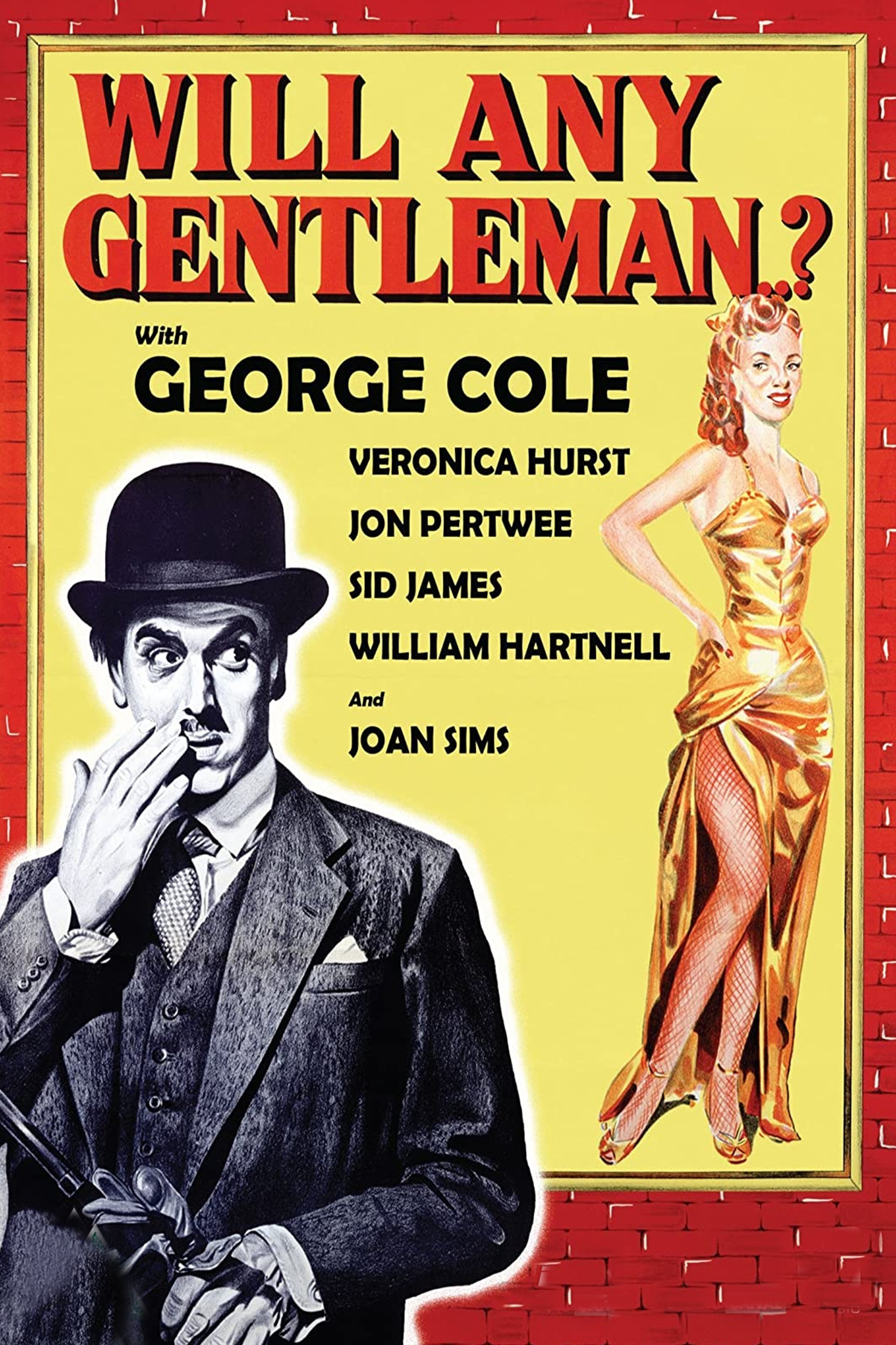 Will Any Gentleman...? (1953)