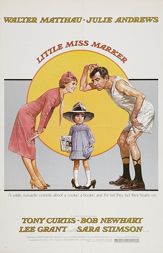 Little Miss Marker (1980)