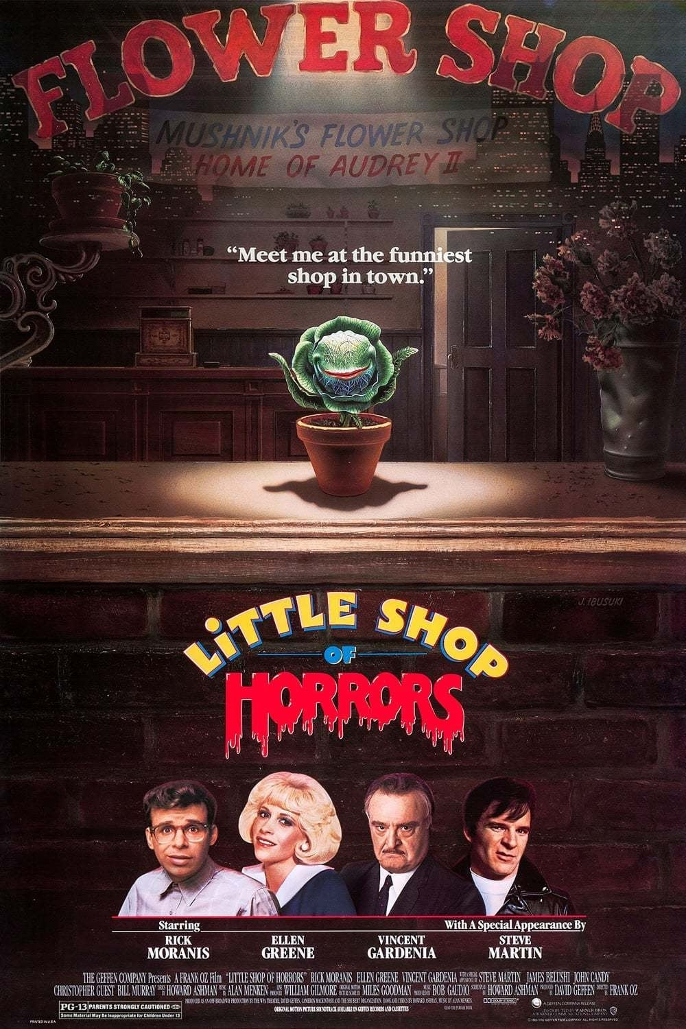 Ver Little Shop of Horrors – The Director's Cut Online HD Español ()