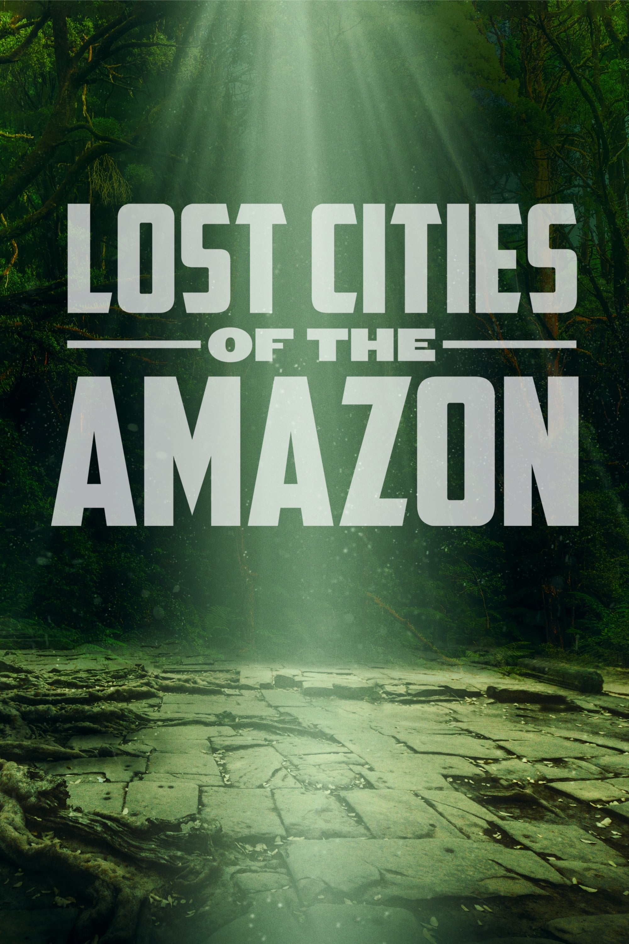 Lost Cities of the Amazon (2020)