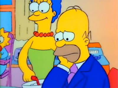 The Simpsons Season 1 :Episode 3  Homer's Odyssey