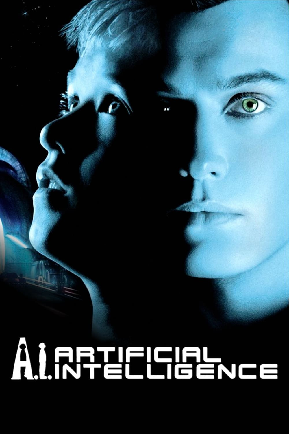 A I Artificial Intelligence 2001 Posters The Movie Database Tmdb