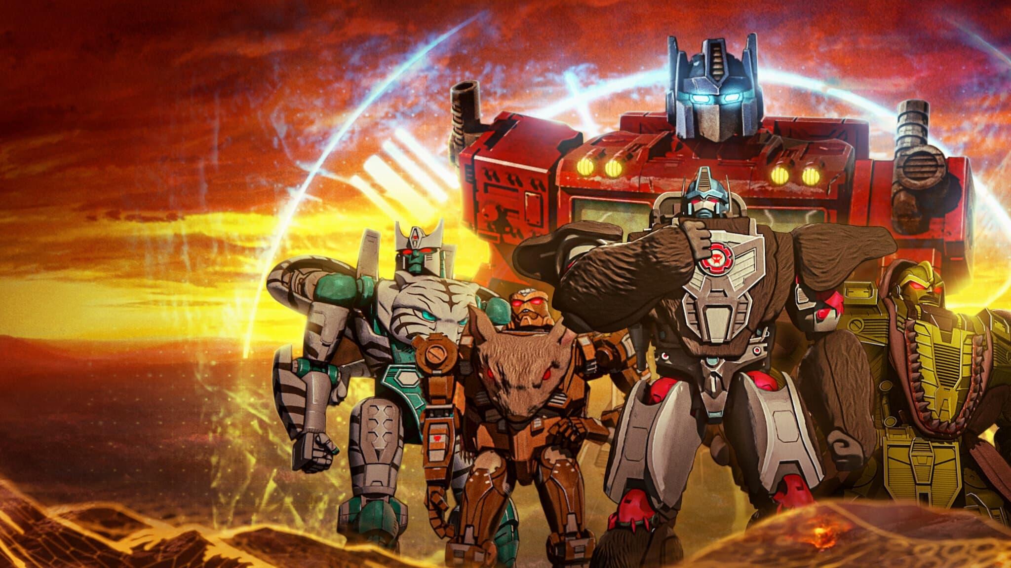 Transformers: La guerra por Cybertron – Reino