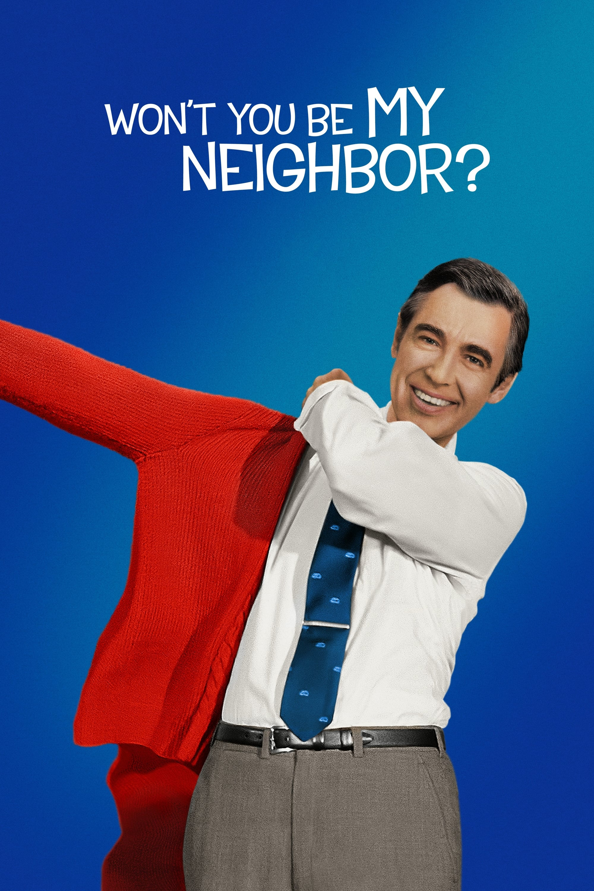 Poster and image movie Film Won't You Be My Neighbor? - Won't You Be My Neighbor? 2018
