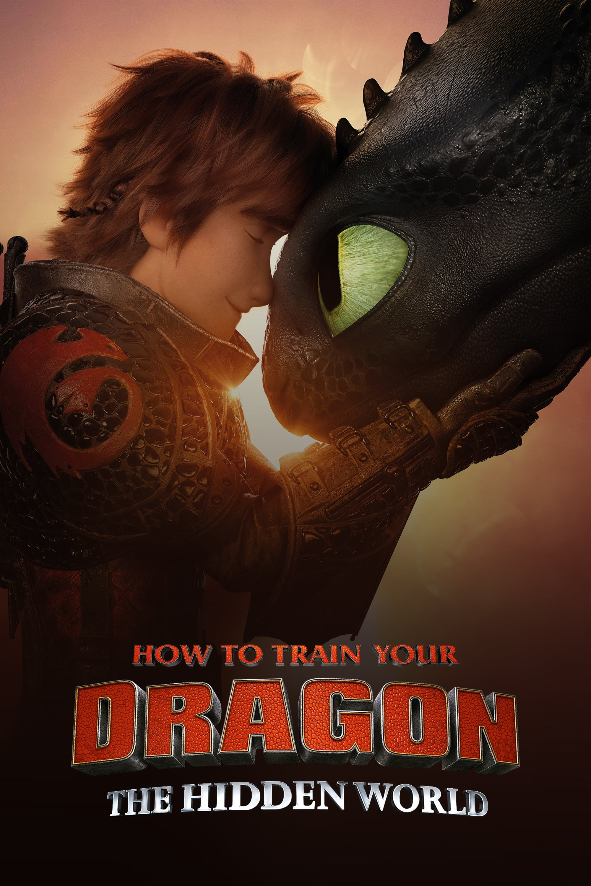 How To Train Your Dragon The Hidden World 2019 Posters The Movie Database Tmdb