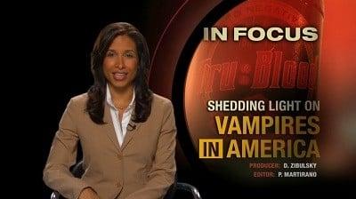 True Blood Season 0 :Episode 5  In Focus: Vampires in America