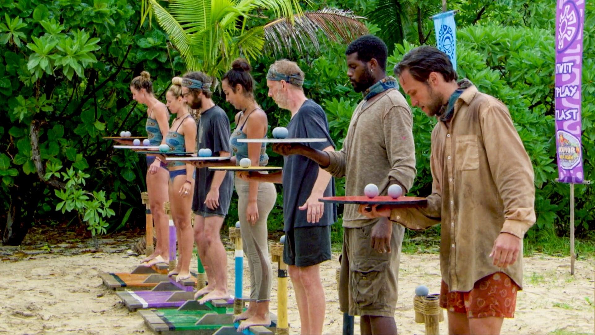 Survivor Season 37 :Episode 13  Are You Feeling Lucky?