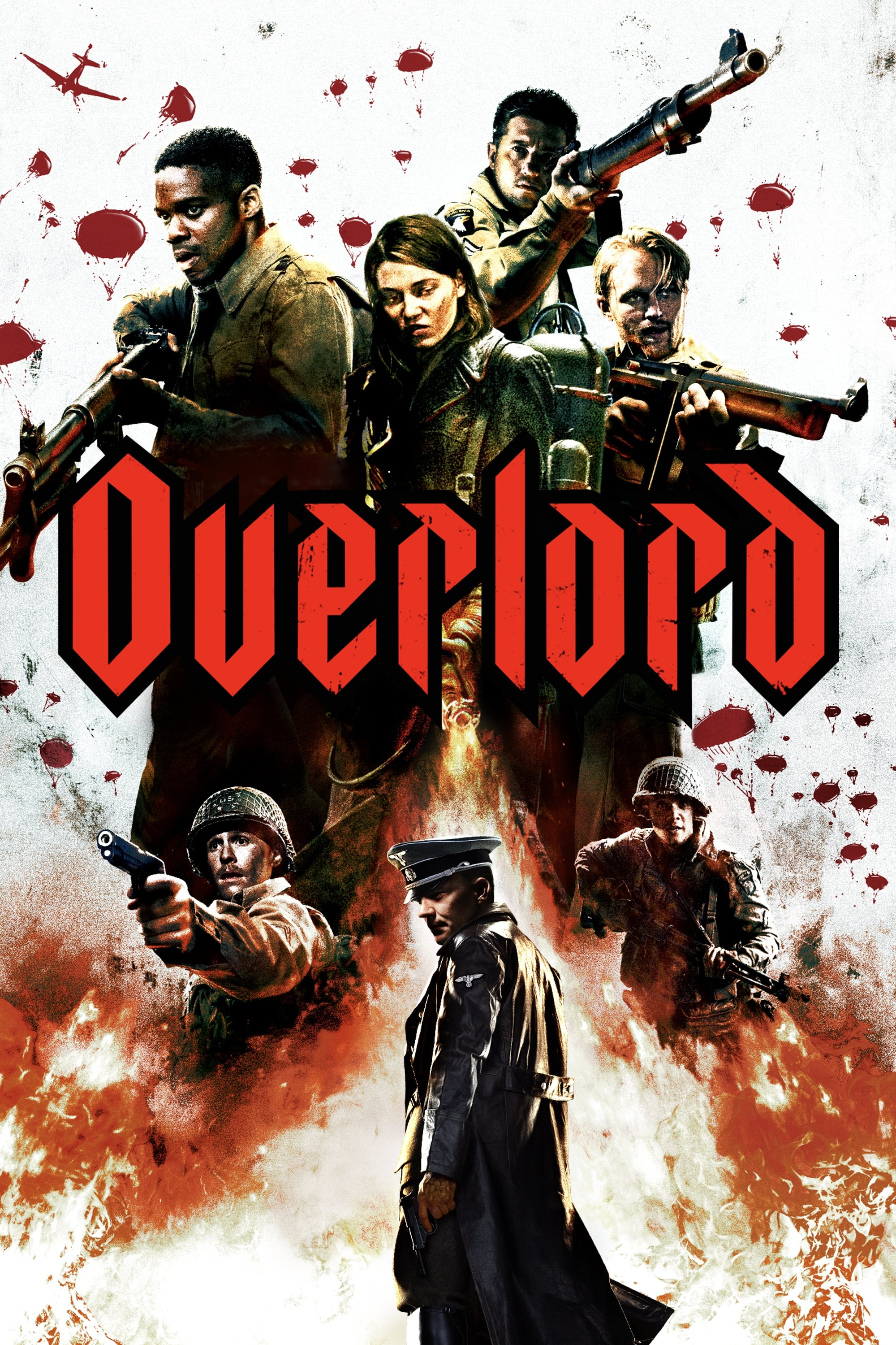 Operação Overlord (2019) Torrent - BluRay Ultra HD Dual Áudio 5.1 [Full 1080p] Download