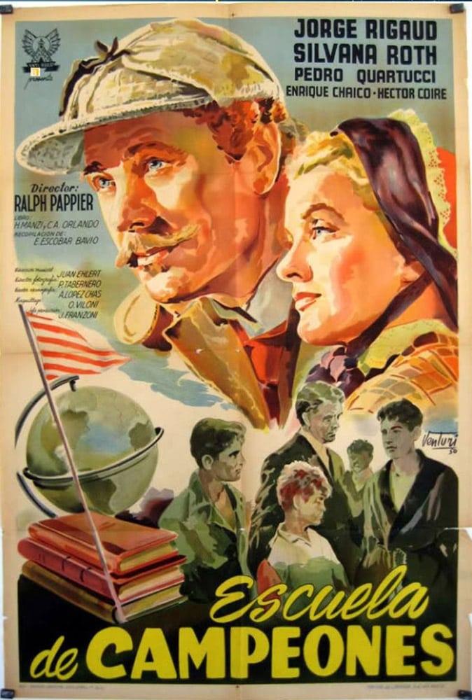 Escuela de campeones (1950)