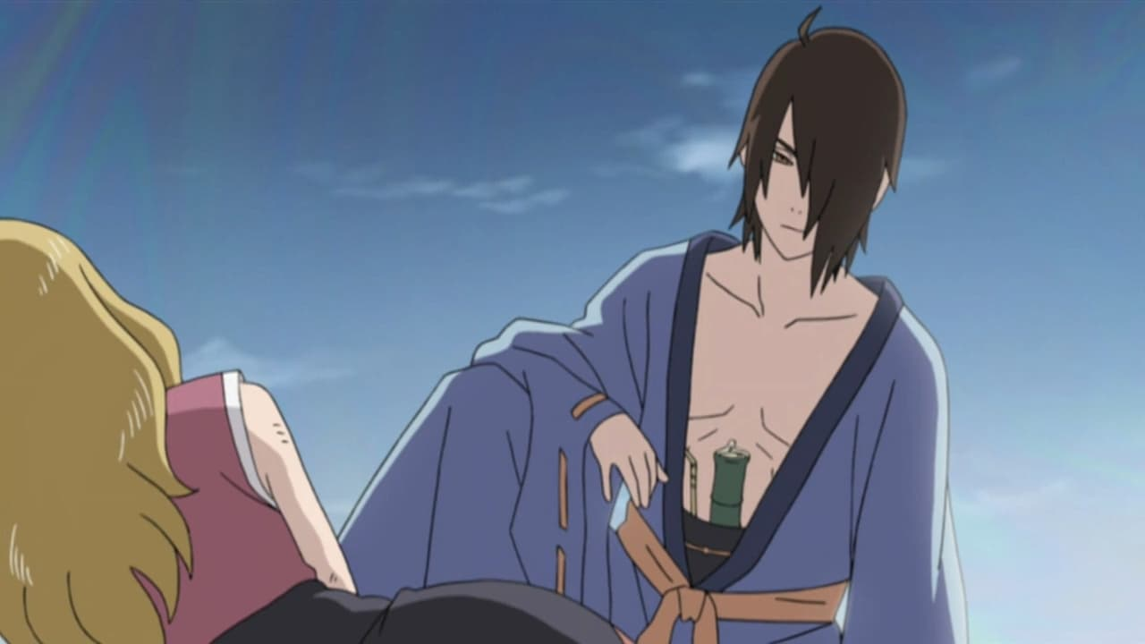 Naruto Shippūden Season 7 :Episode 146  The Successor's Wish