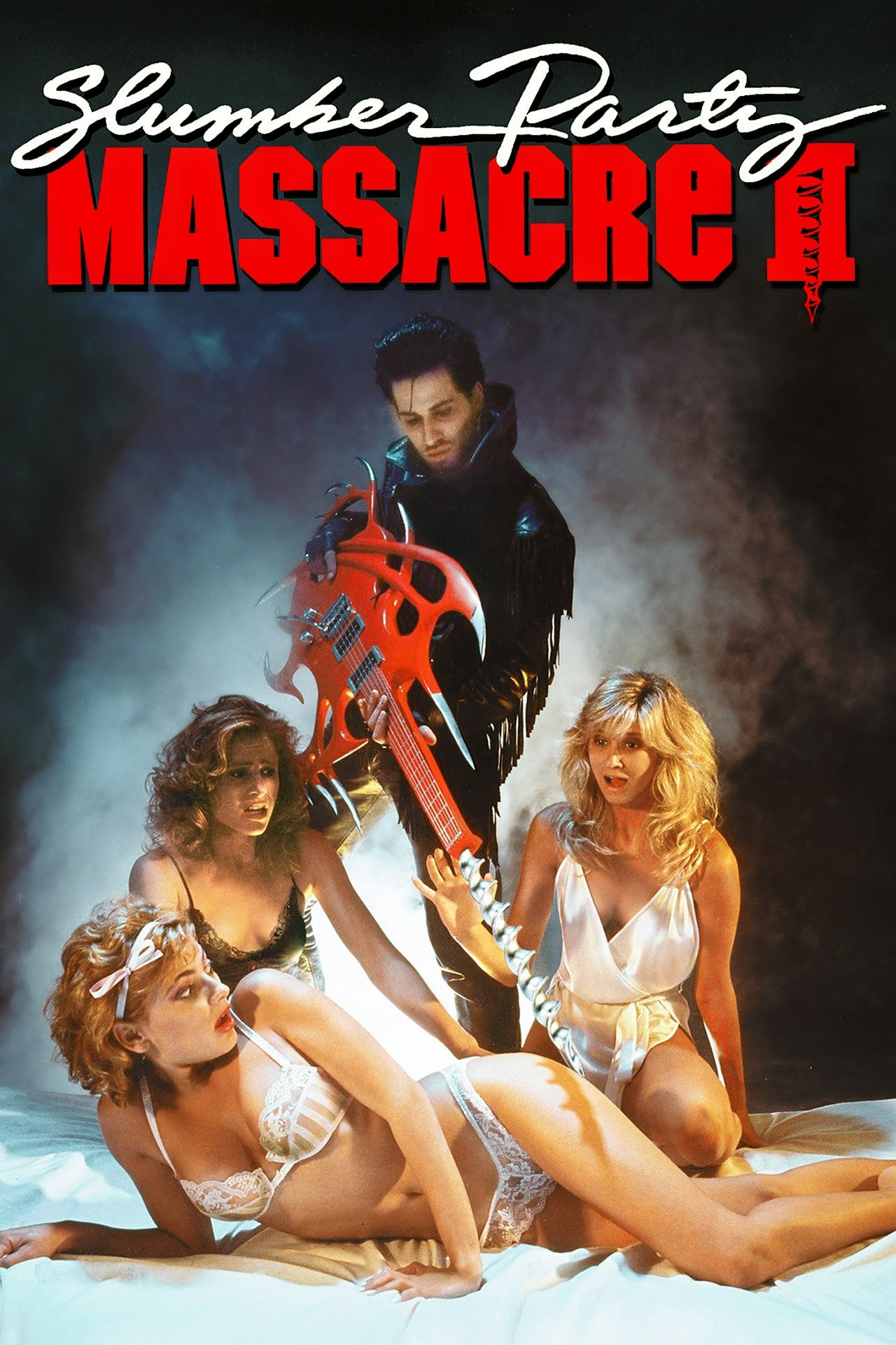 Slumber Party Massacre II (1987) - Posters — The Movie Database (TMDb)