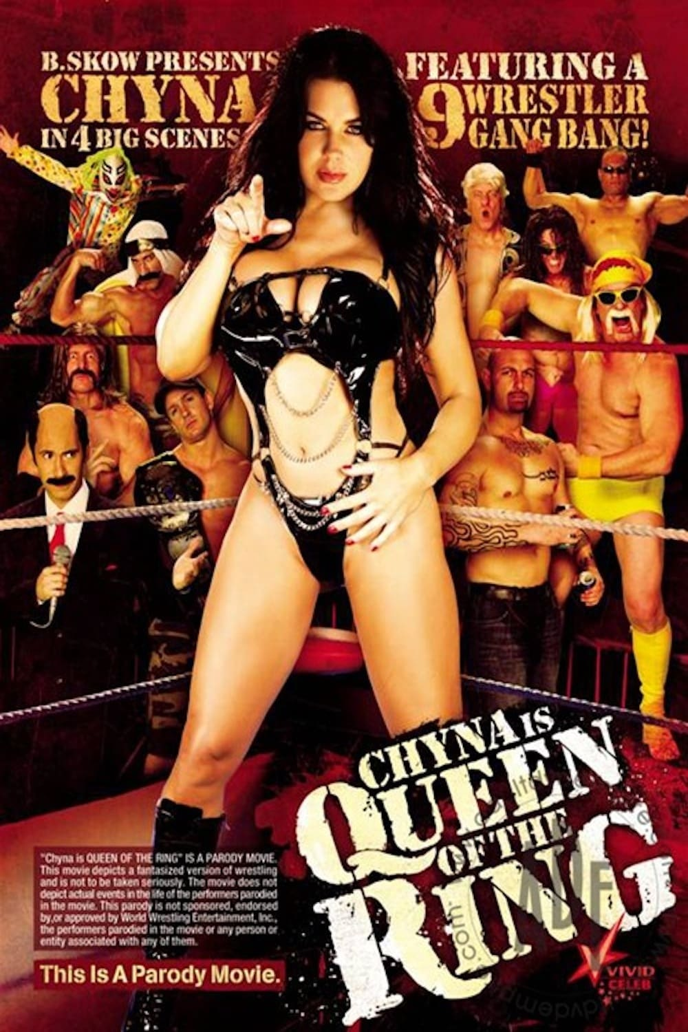 Ver Chyna Is Queen Of The Ring Online HD Español (2012)