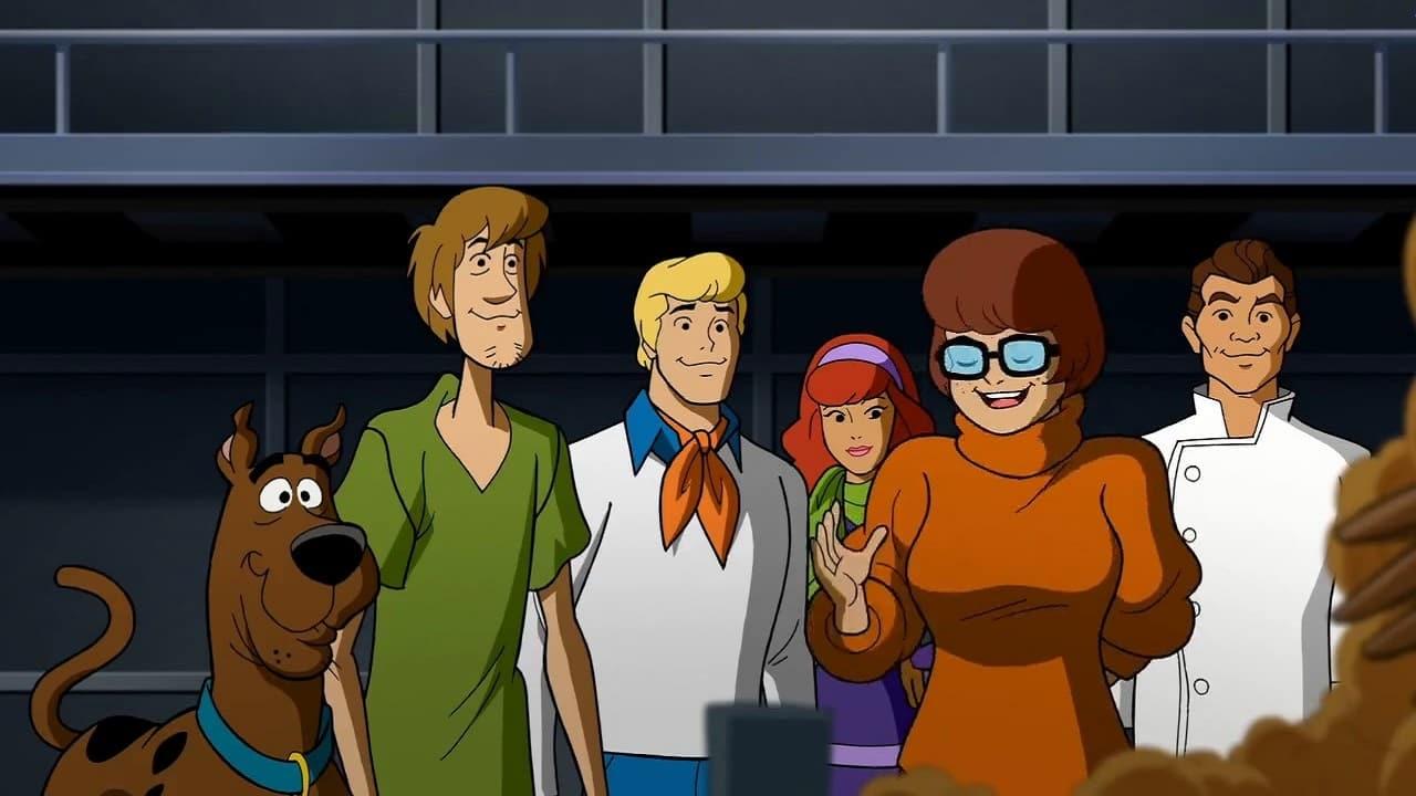 VER ¡Scooby Doo! Y el fantasma gourmet (2018) pelicula completa en español latino 1080p