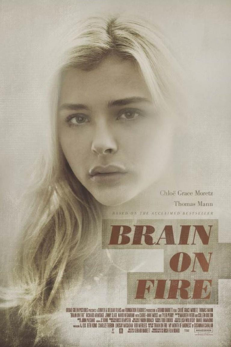 Brain on Fire 123movies