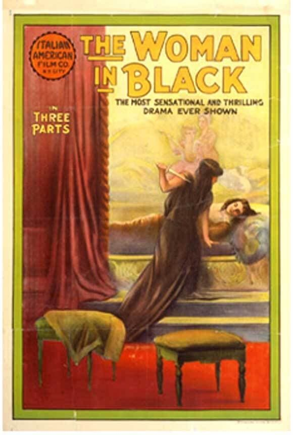The Woman in Black (1914)