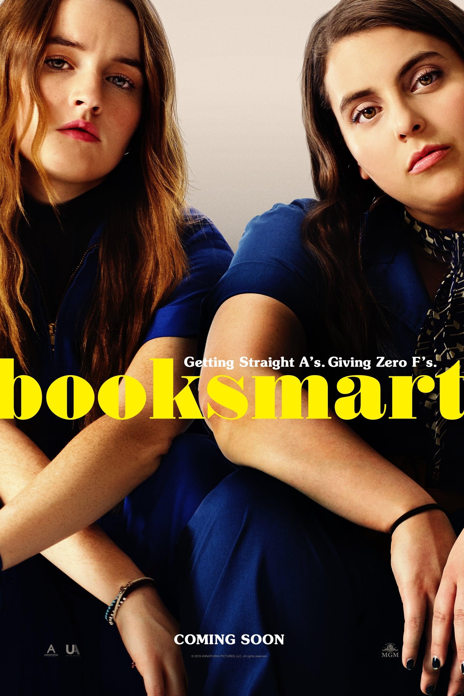 Poster and image movie Film Booksmart - Booksmart -  2019