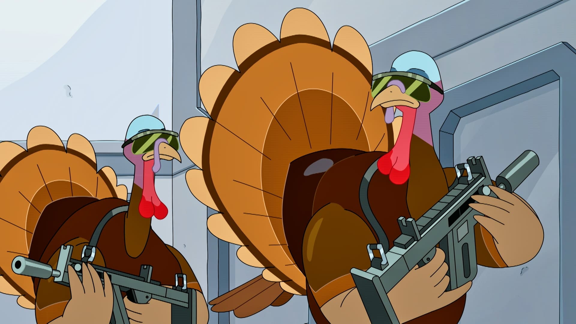 Rick and Morty Season 5 :Episode 6  Rick & Morty's Thanksploitation Spectacular