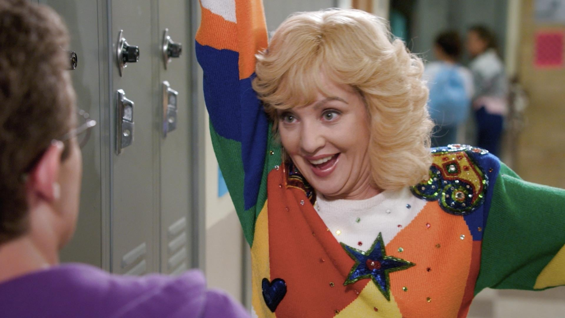 The Goldbergs - Season 7 Episode 3 : Food in a Geoffy