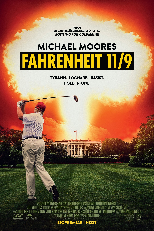 Poster and image movie Film Fahrenheit 11\/9 - Fahrenheit 11/9 - Fahrenheit 11/9 2018