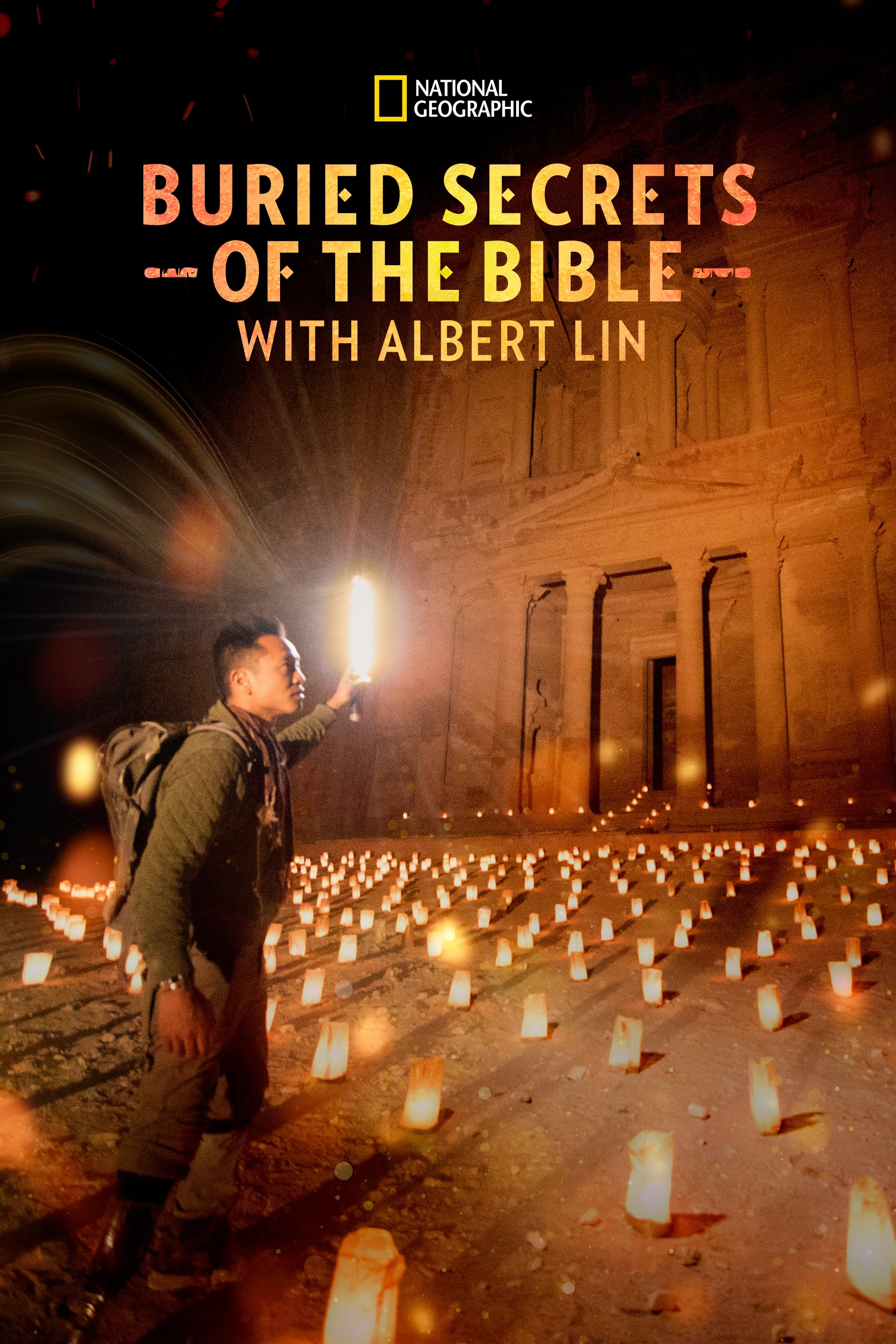 Buried Secrets of The Bible With Albert Lin TV Shows About Bible