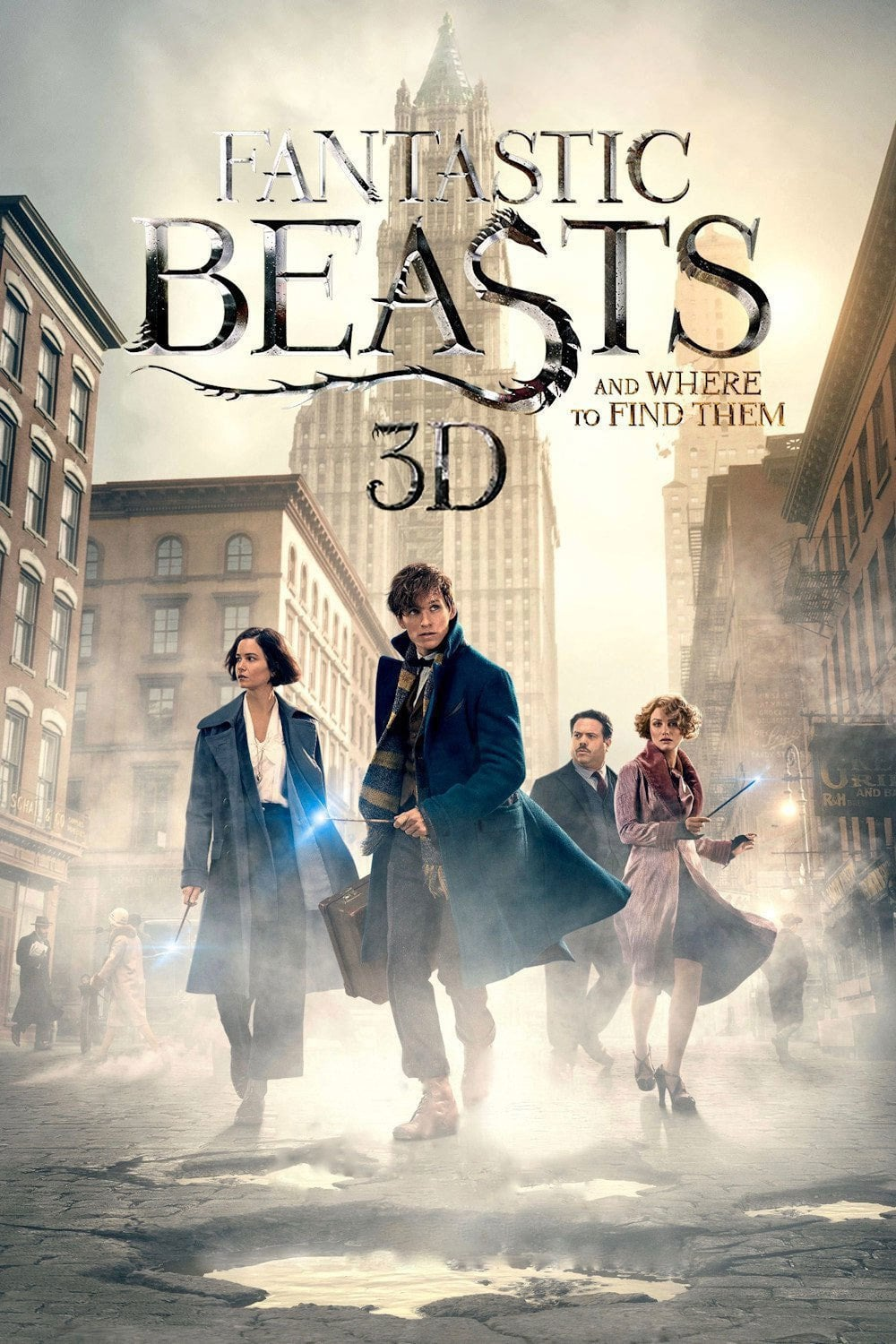 Fantastic Beasts And Where To Find Them Stream Deutsch