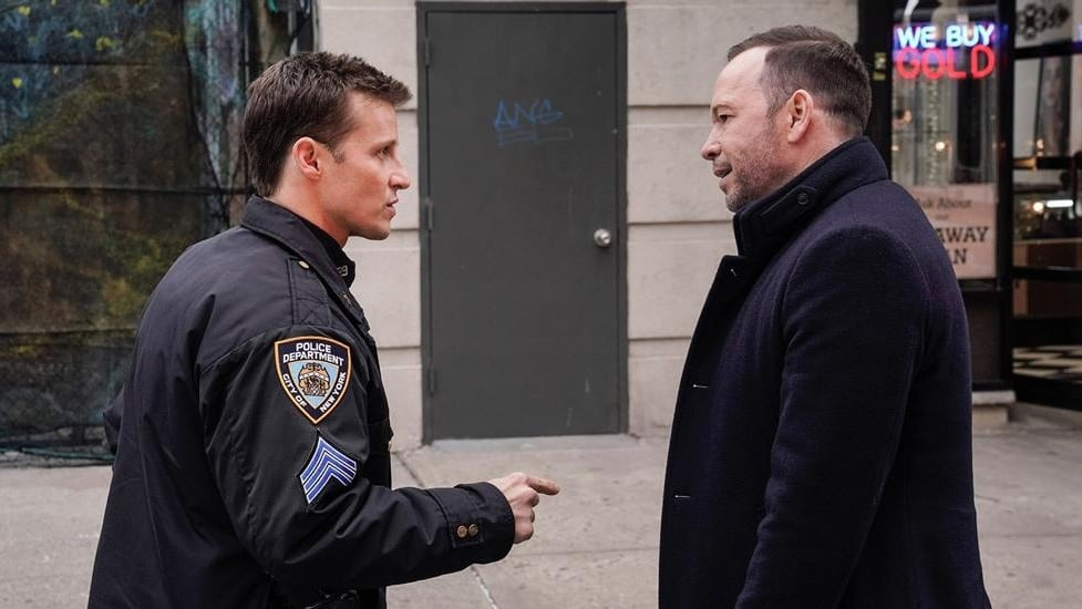Blue Bloods Season 9 :Episode 14  My Brother's Keeper