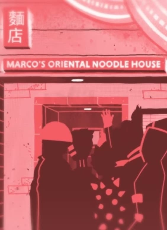 Ver Marco's Oriental Noodles Online HD Español ()