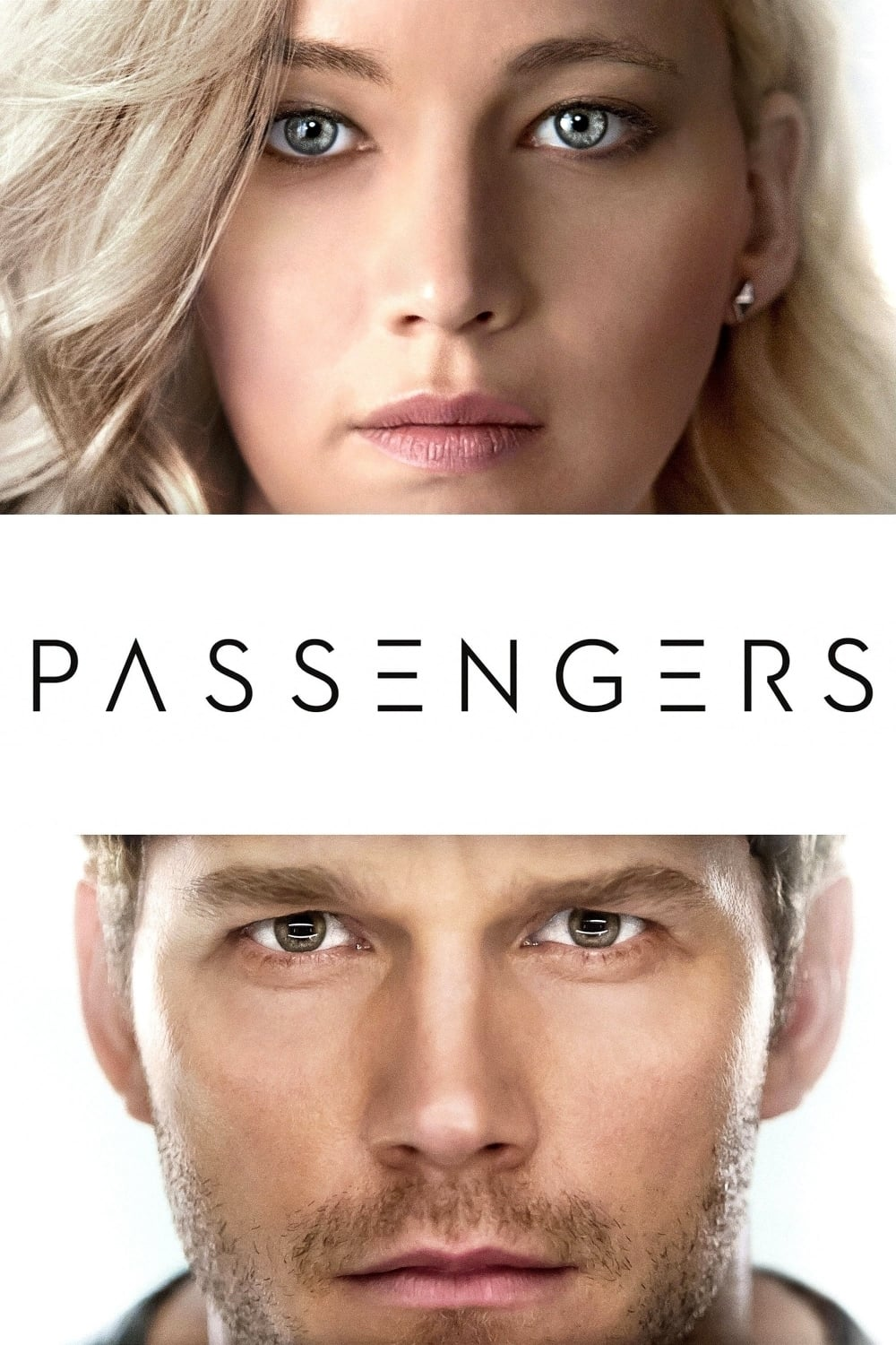 Poster and image movie Film Pasagerii - Pasagerii - Passengers - Passengers (2016/I) -  2016