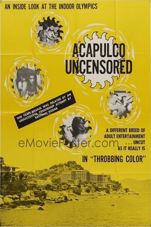 Ver Acapulco Uncensored Online HD Español (1968)