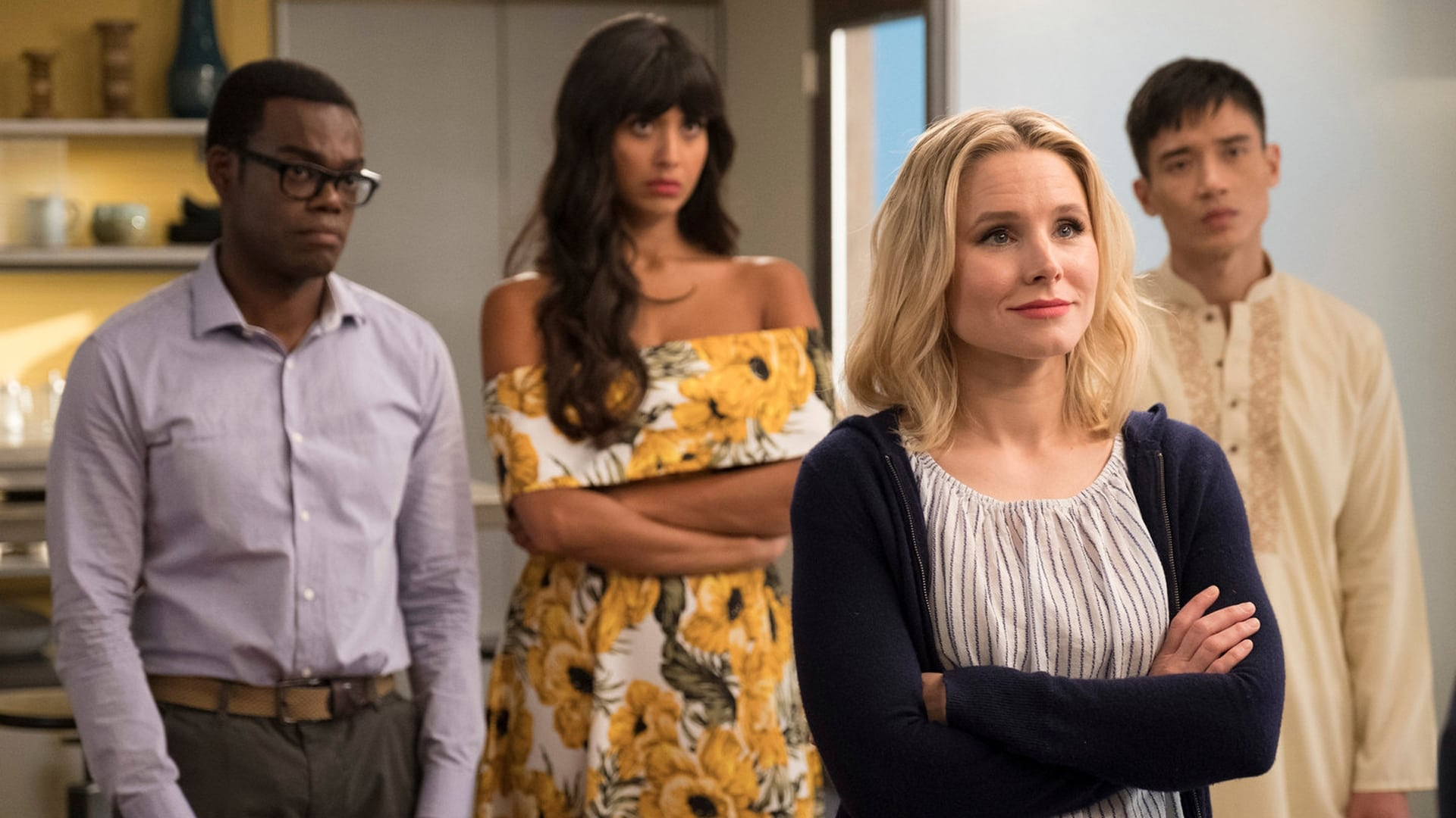 The Good Place: Season 2 x Episode 3 - free to watch online