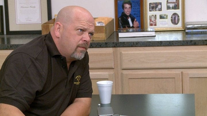 Pawn Stars Season 11 :Episode 9  Rick the Giant