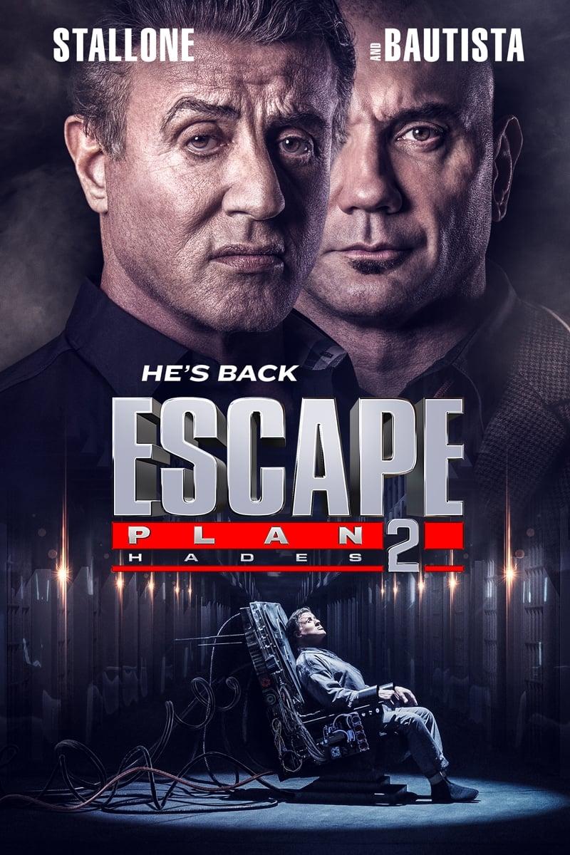 Pabėgimo planas 2  / Escape Plan 2: Hades (2018)
