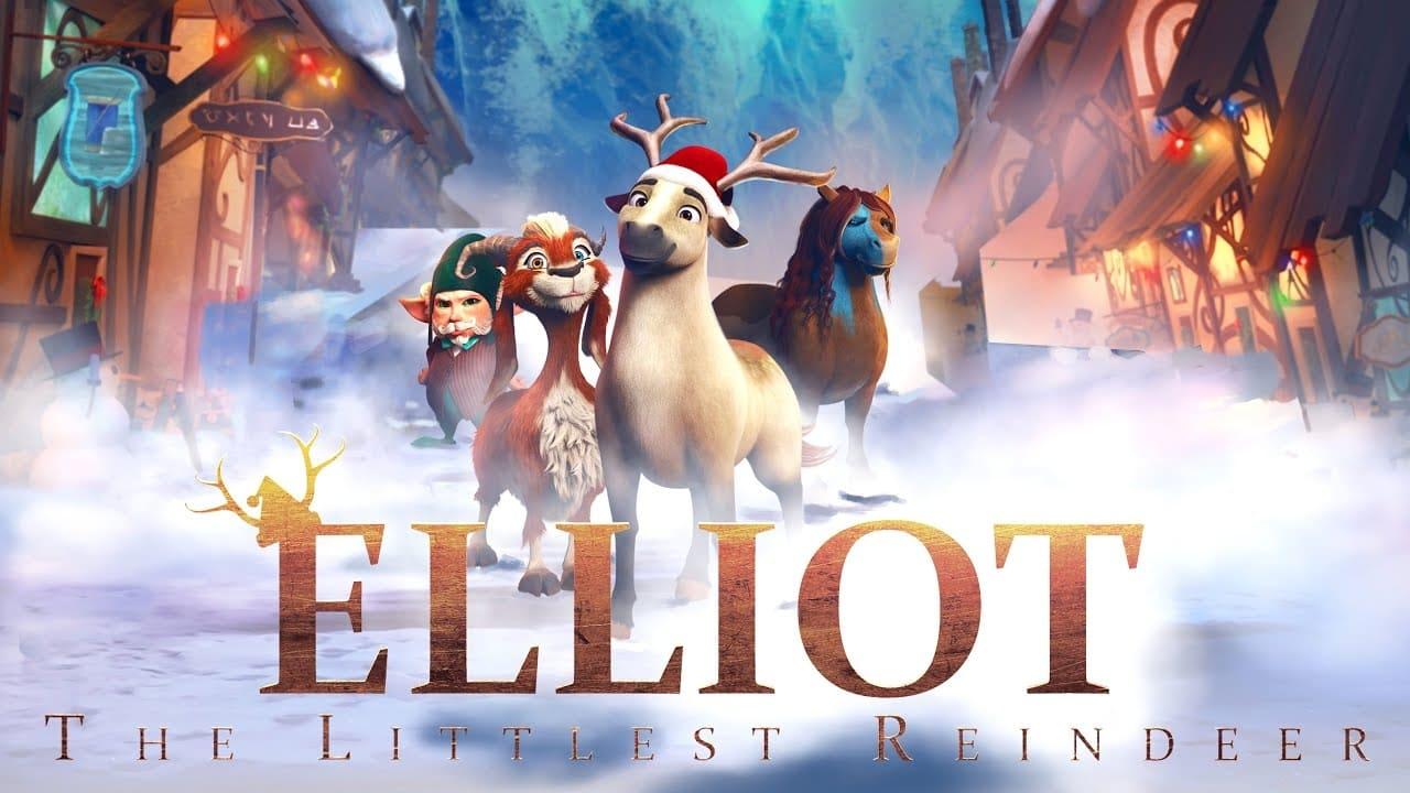 Elliot, el reno más pequeño