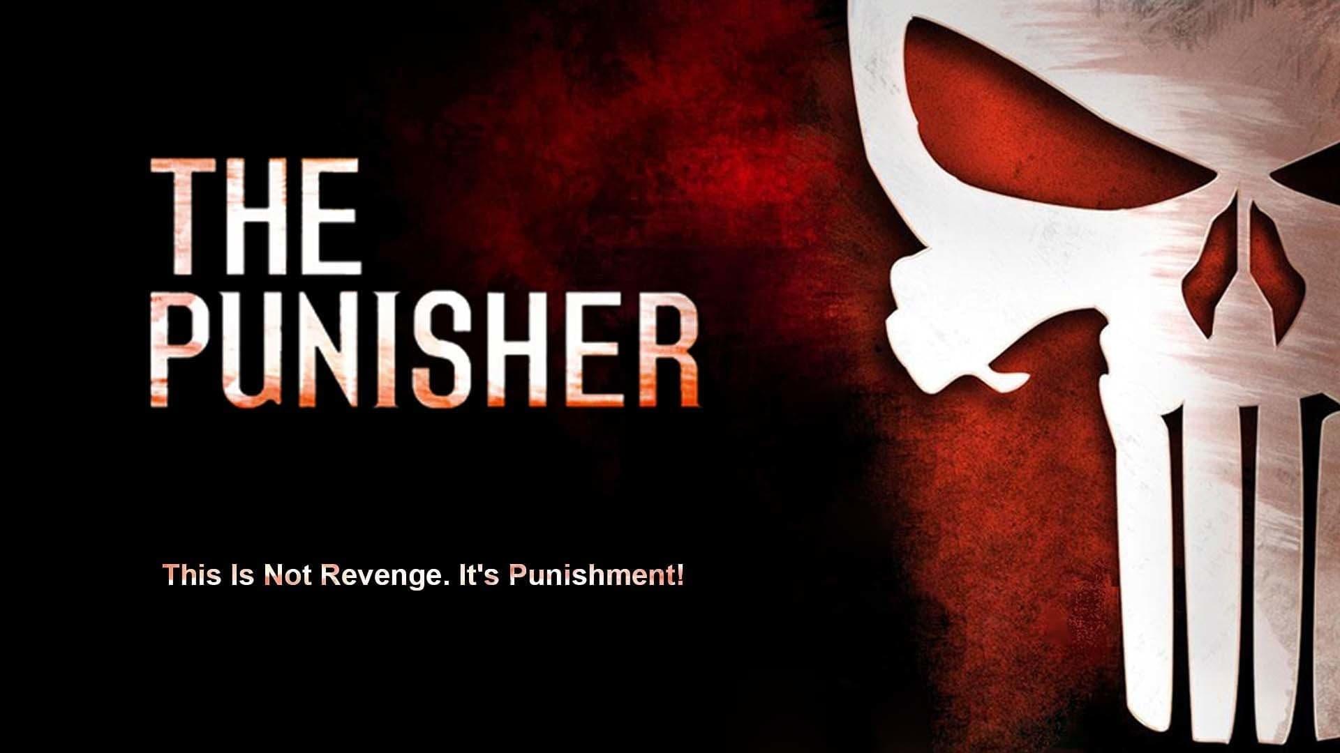 Punisher in film