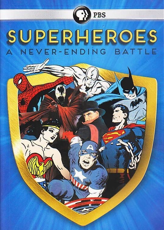 Superheroes: A Never-Ending Battle (2013)