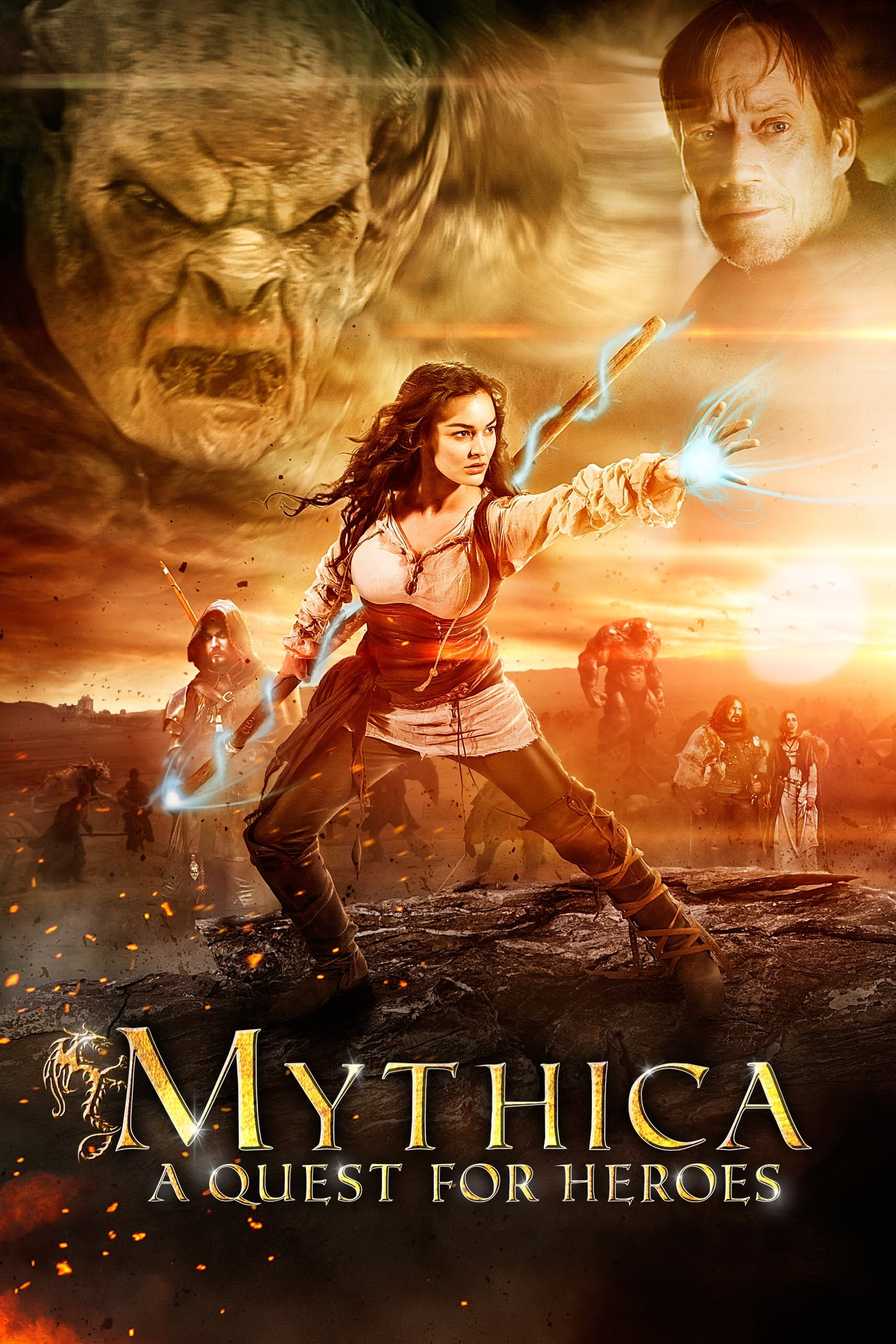 Mythica : La Genèse streaming sur zone telechargement