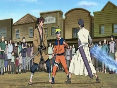 Naruto Shippūden Season 9 :Episode 181  Naruto's School of Revenge