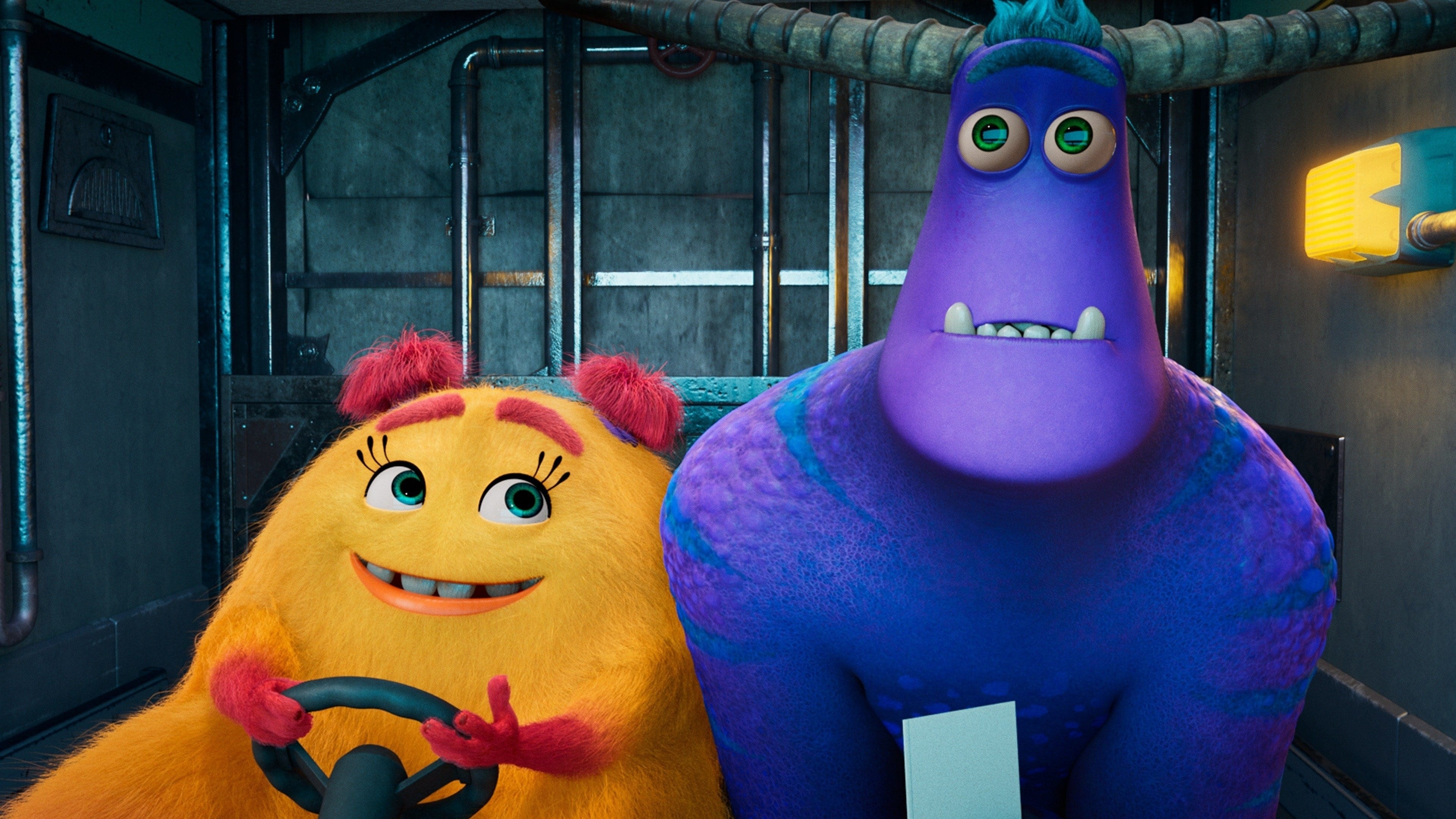 Monsters at Work Season 1 :Episode 1  Welcome to Monsters, Incorporated