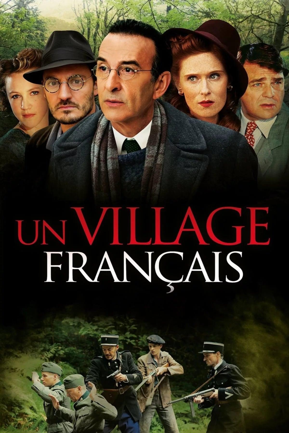 Un village français TV Shows About 1940s