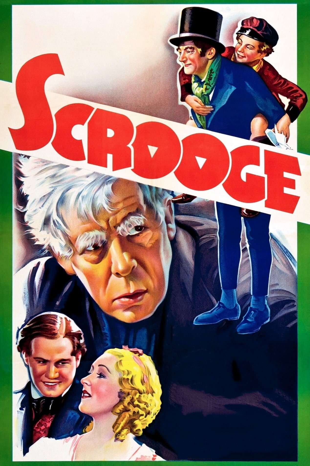 Scrooge on FREECABLE TV