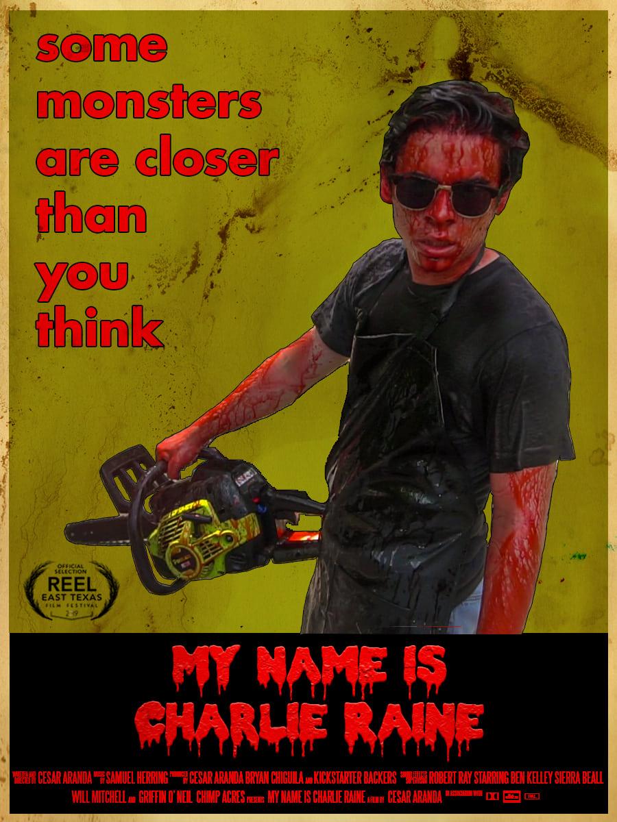 My Name is Charlie Raine