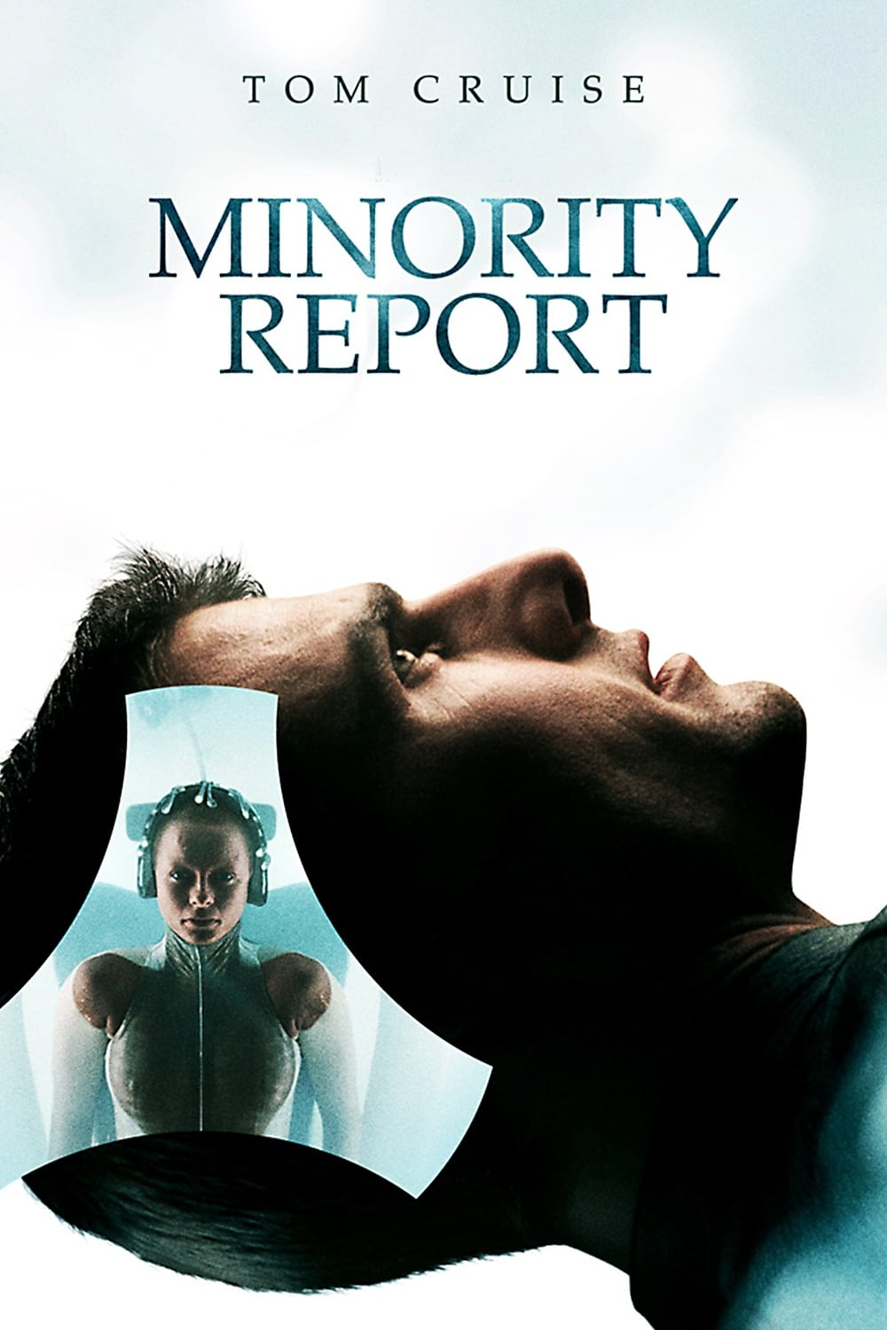 Minority Report 2002 BluRay 1080p [6.38 Gb] 720p [1.45 GB] 480p [700 MB] [Hindi DD 5.1 + English DD 5.1] | G-Drive