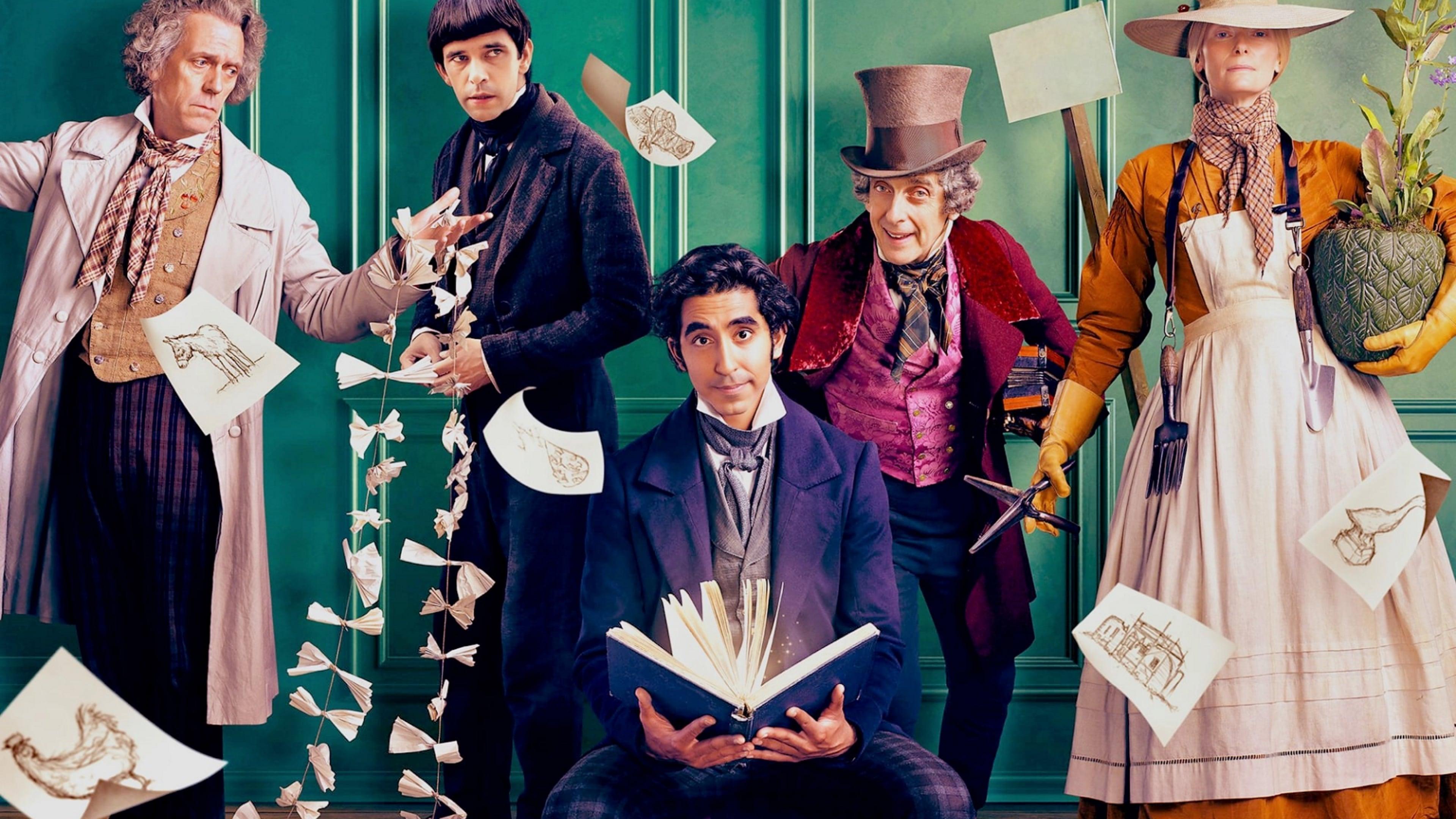 La increíble historia de David Copperfield 2019