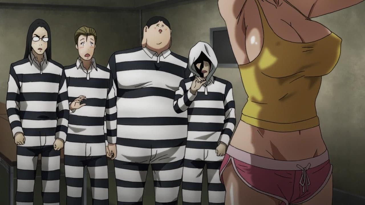 Prison School Anime Stream