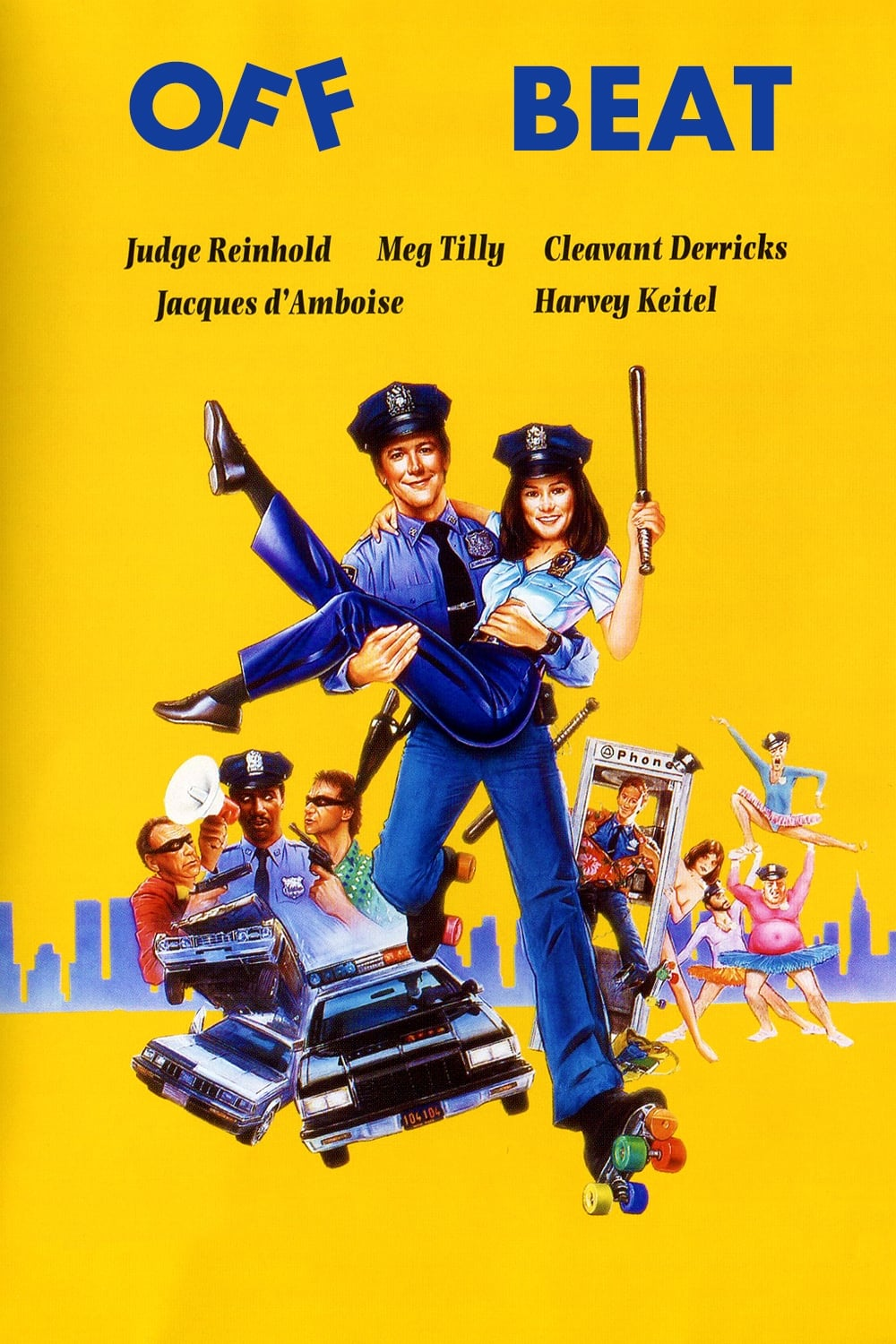 off beat 1986 posters � the movie database tmdb